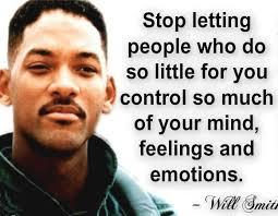 will smith on feelings